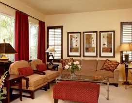 Blasing Living Room - After
