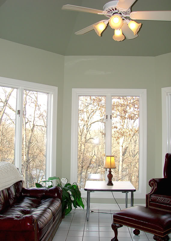 Ceiling painting tips what kind of colors can you choose What kind of paint to use on ceiling
