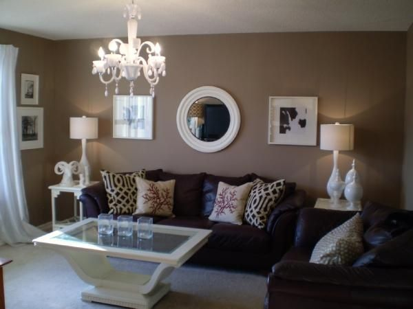 Superbe White Upholstery Will Add A Sophisticated Touch To The Room. Pinterest 2